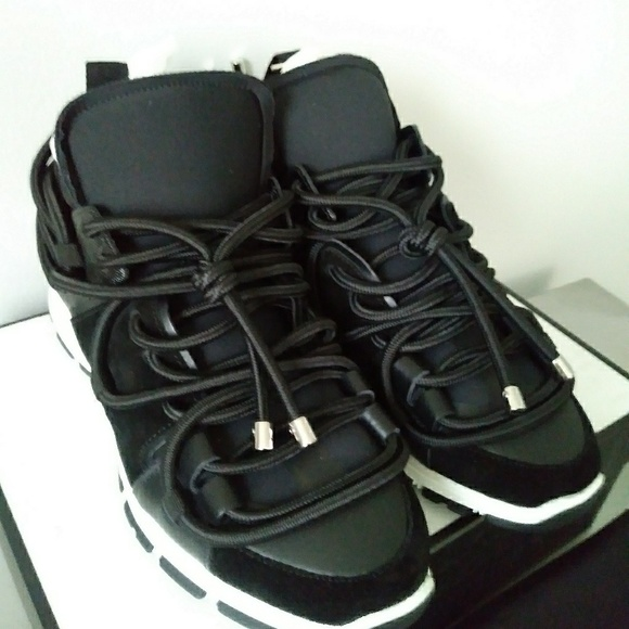 Dsquared 2 Bungee Jump Sneakers